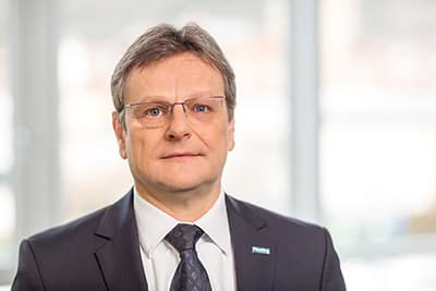 Geschäftsführer Dr. Andreas Orth
