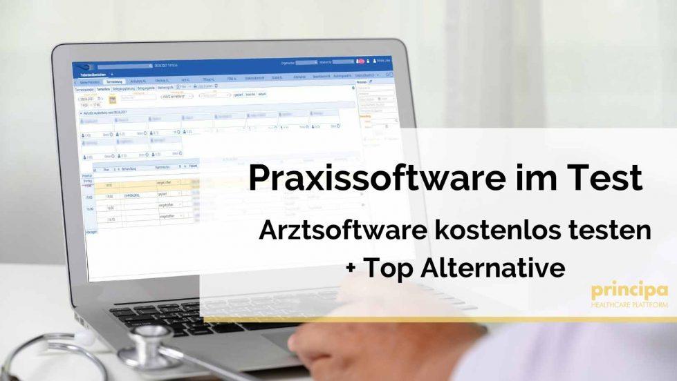 Praxissoftware-im-Test-Arztsoftware-kostenlos-testen-Top-Alternative